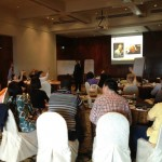 Corporate Training Workshop (WWF - World Wide Fund for Nature)