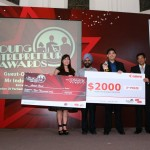 Mediacorp Young Entrepreneur Awards 2012