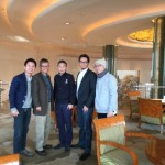CCTV (Ch14 Kids Channel) Meeting in Beijing