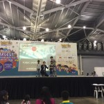 Kelvin speaking at Smartkids Asia 2015